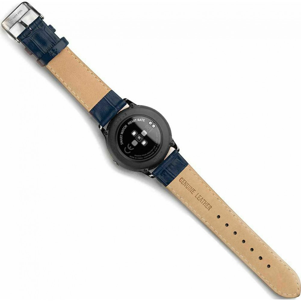 VOGUE Cosmic Blue Leather Strap 200137