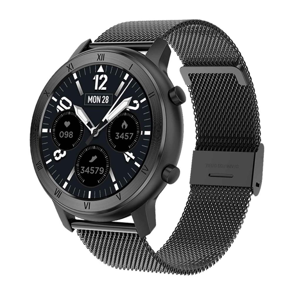 VOGUE Astrid Smartwatch Black Stainless Steel Bracelet 2020200352