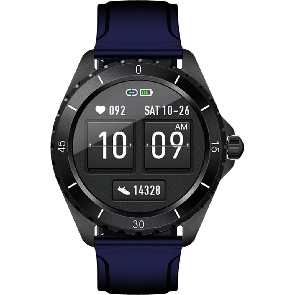 DAS.4 Smartwatch Chronograph Blue Silicone Strap SG40 203090022