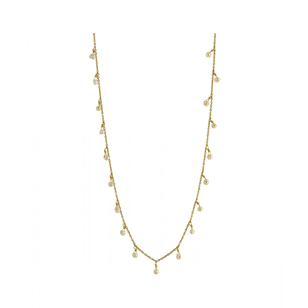 BREEZE Stainless Steel Necklace 410020.1B
