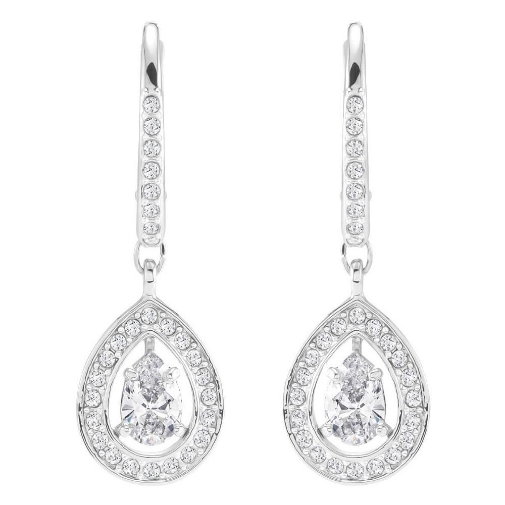 SWAROVSKI Attract Light Pearl Pierced Earrings 5197458