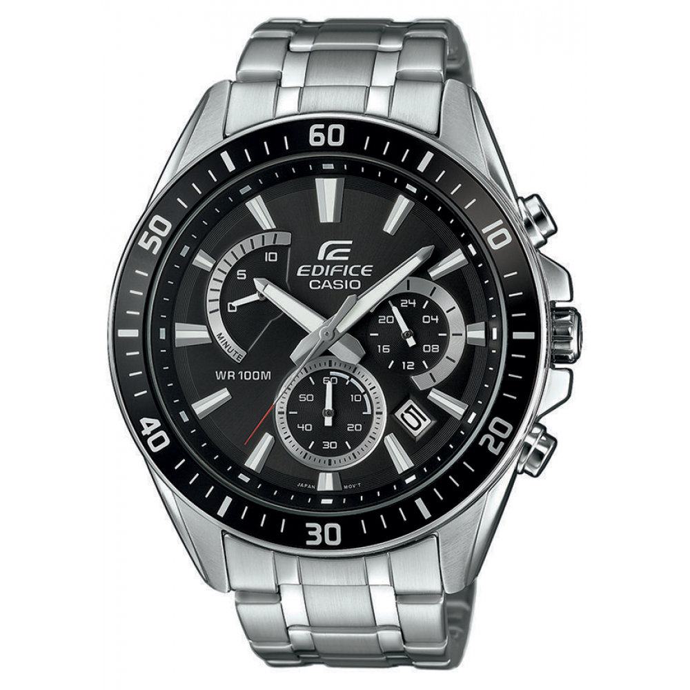 CASIO Edifice Stainless Steel Chronograph EFR-552D-1AVUEF