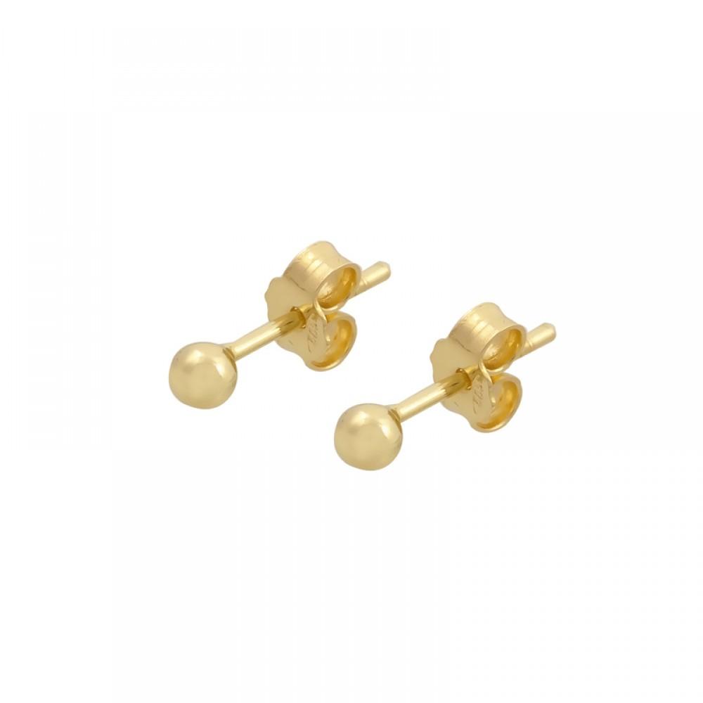 14K Gold Earrings SK5127O