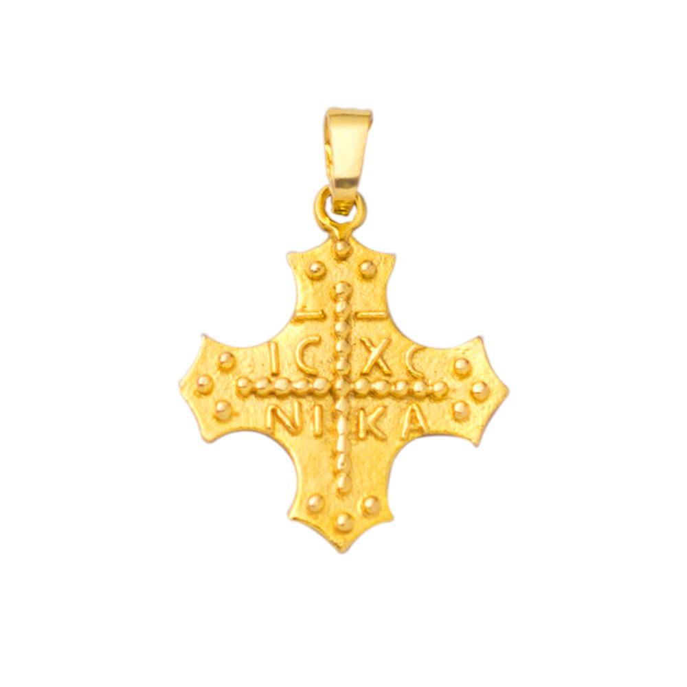 14K Χρυσό Κωνσταντινάτο KN219K1
