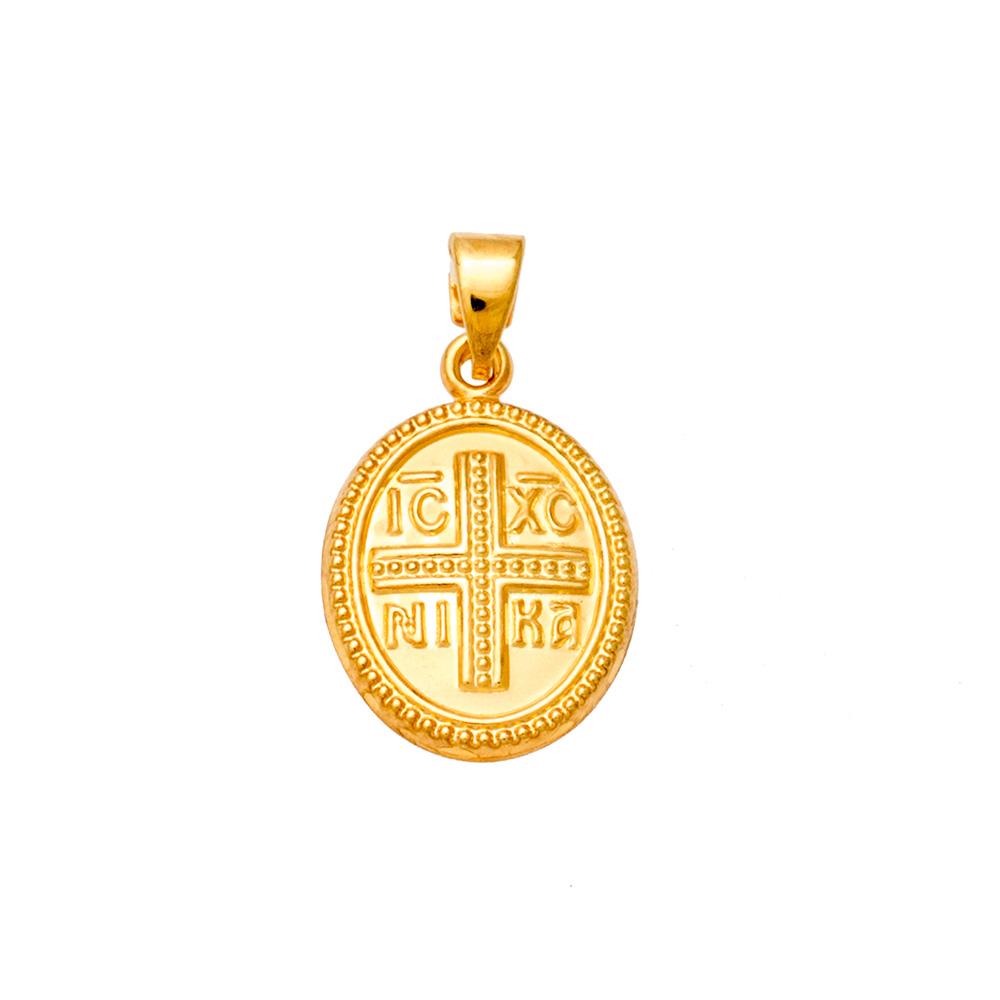 14K Gold Charm KN249KG1