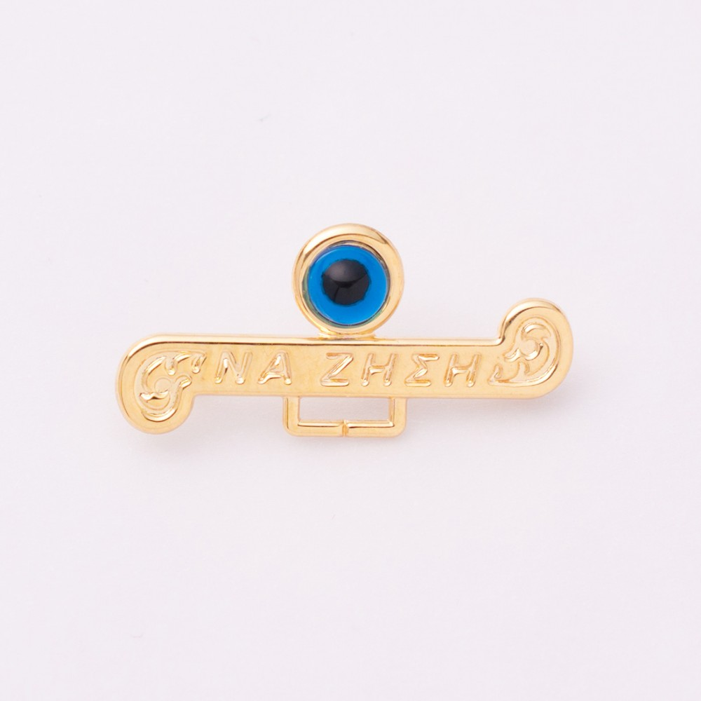 9K Gold Charm Double Side KN105VR1